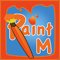 Paint M - Paint everything icon