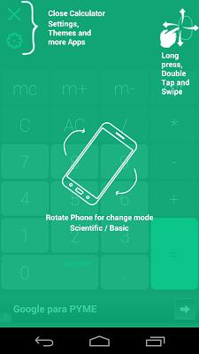 Scientific Calculator HD - screenshot