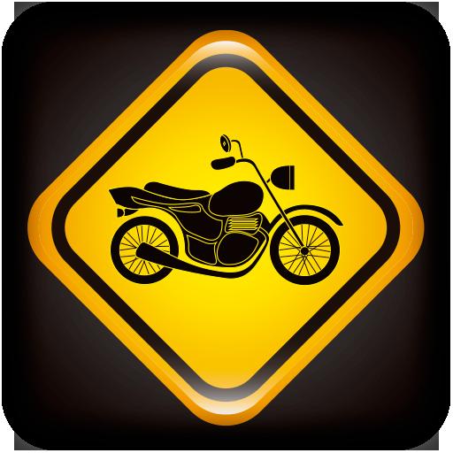 聲音摩托車通知 LOGO-APP點子