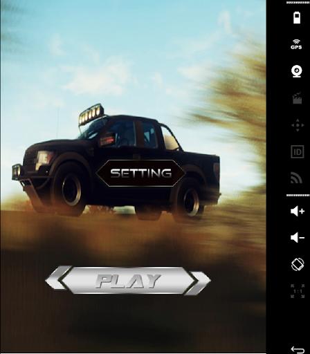 لعبة السيارات السريعة