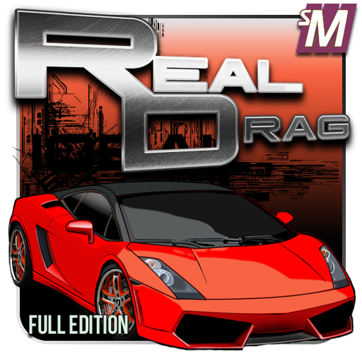 Real Drag Racing Full Edition LOGO-APP點子