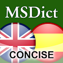 Dictionary English <-> Spanish icon
