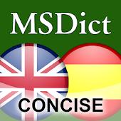 Dictionary English <-> Spanish