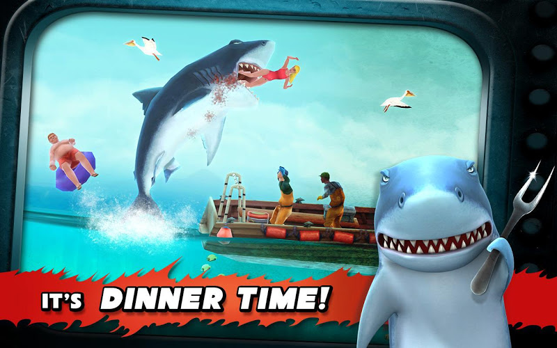 Hungry Shark Evolution 3.4.0 Mega MOD APK+OBB [Latest]