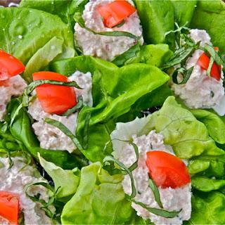 Hand-Held Shrimp Salads