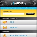 ZMusic world free mp3 download icon