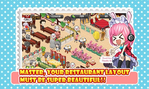 Moe Girl Cafe  screenshots EasyGameCheats.pro 2