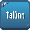 Tallinn Offline Map Guide icon