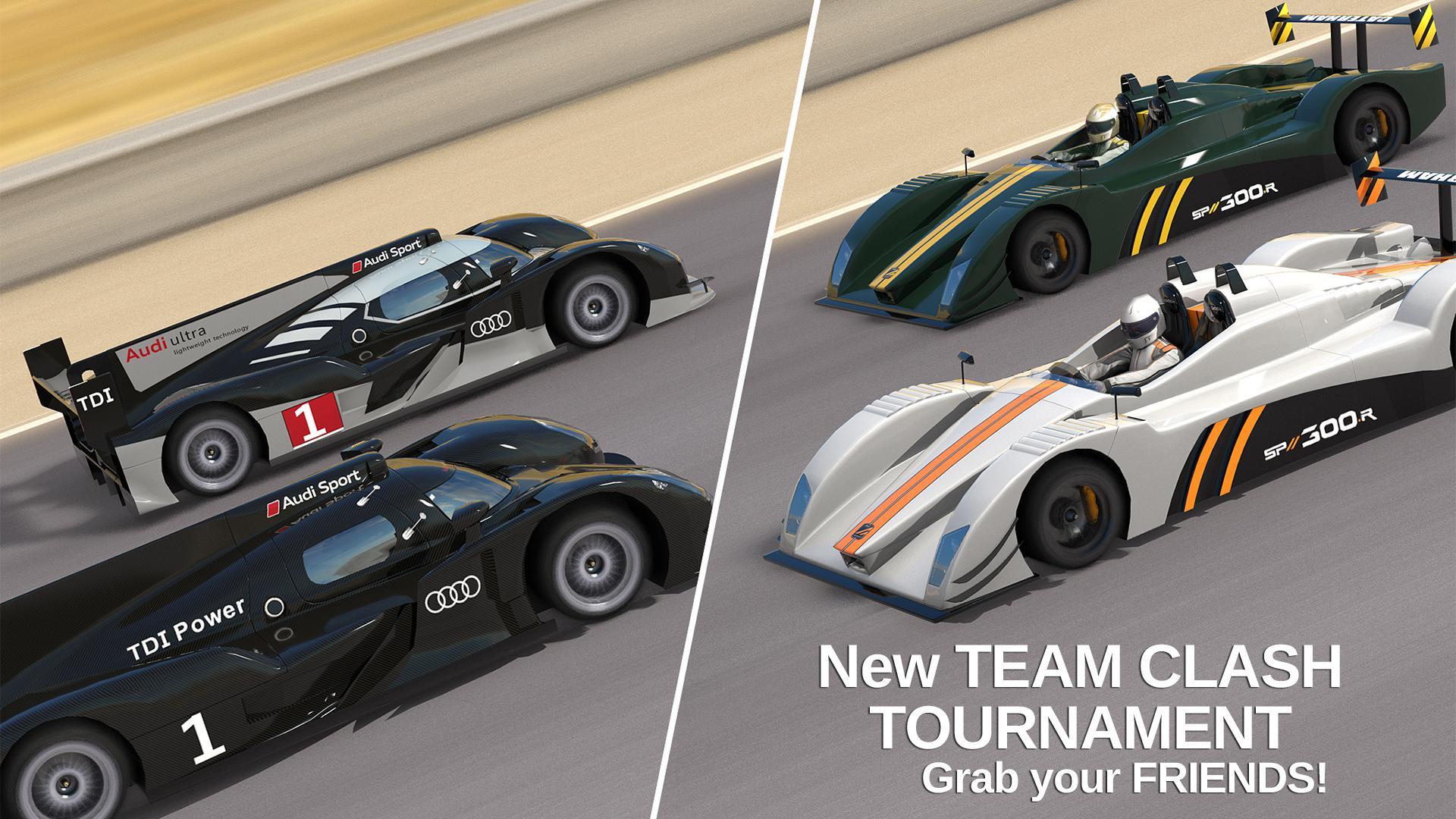 GT Racing 2: The Real Car Exp screenshot #9