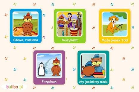 Piosenki Misia Bu dla dzieci Screenshot 2