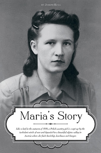 Maria's Story cover
