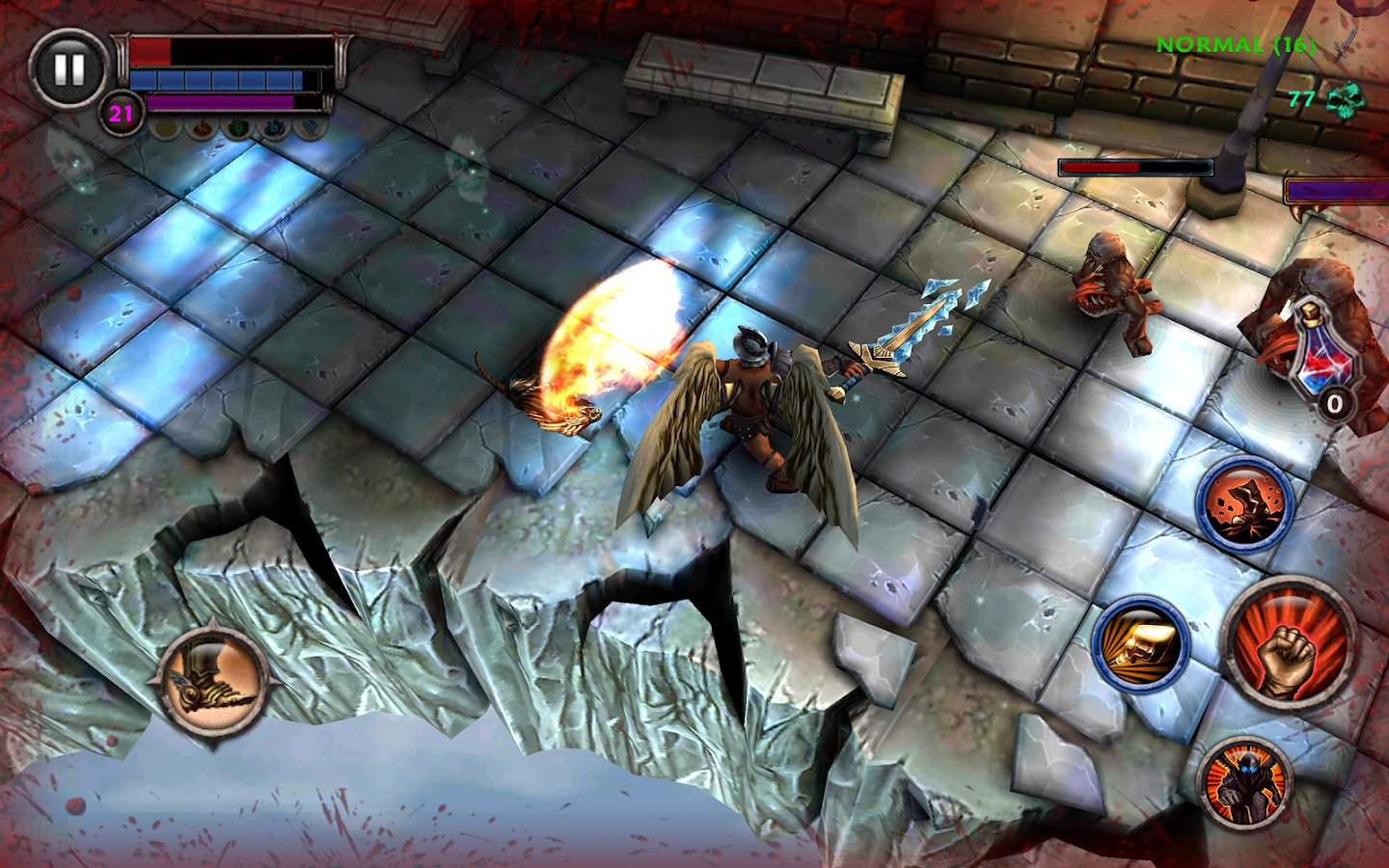 SoulCraft 2 - Action RPG - screenshot