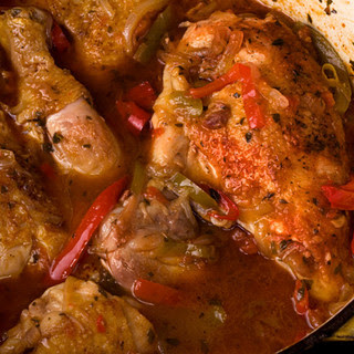 Chicken Basquaise Recipe