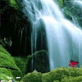 Waterfall Live Wallpaper 3D
