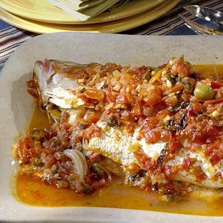 Veracruz-Style Sauce