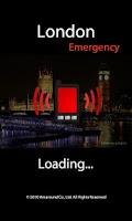Screenshot of London Emergency