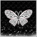 Lace Butterfly Live Wallpaper logo
