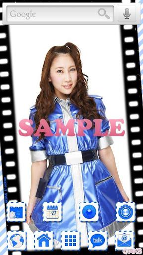 AKB48きせかえ 公式 近野莉菜-B5th-