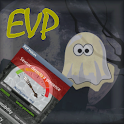 Evp Voices of Ghosts +Radar 3D logo