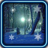 Winter Illusion Live Wallpaper