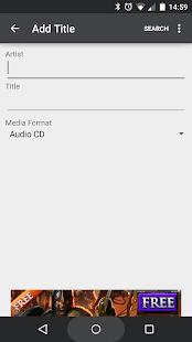 Music Library Free - screenshot thumbnail