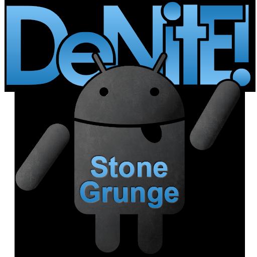 Stone Grunge CM10 Theme Free 個人化 App LOGO-APP試玩