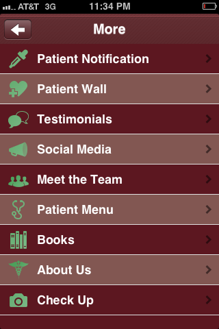 Century Wellness Clinic- screenshot