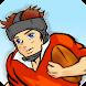 新感覚ラグビーアプリ RUNPASS レッツプレイランパス