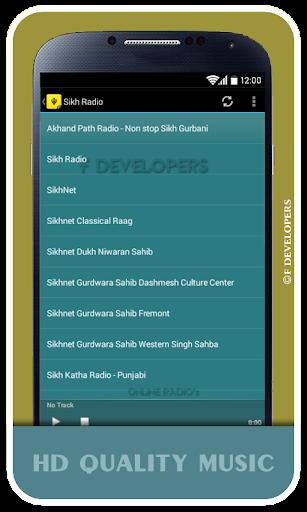 Sikh Radio - Live Radios