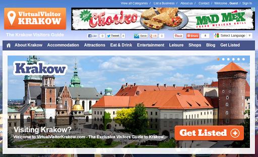 Virtual Visitor Krakow