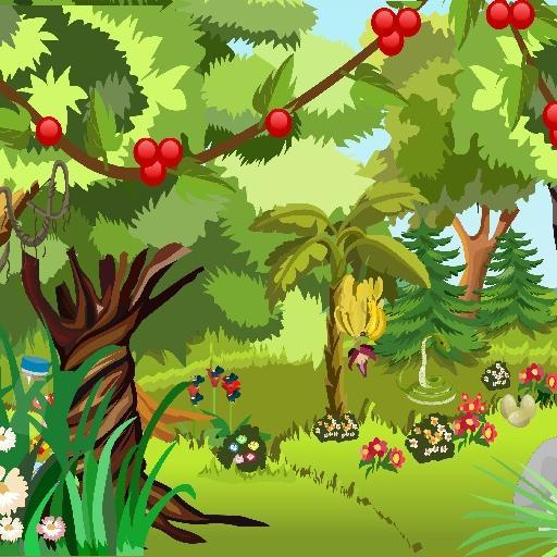 ジャングル森林エスケープ