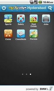 MyCityWay - Hyderabad - screenshot thumbnail