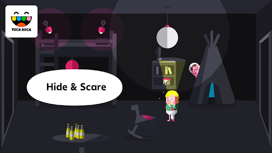 Toca Boo v1.0 patched
