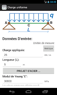 Statics Capture d'écran