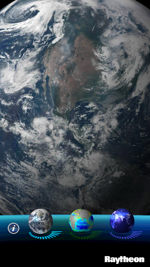 VIIRS View- screenshot