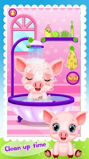 Baby Piggy Pet Doctor- screenshot thumbnail