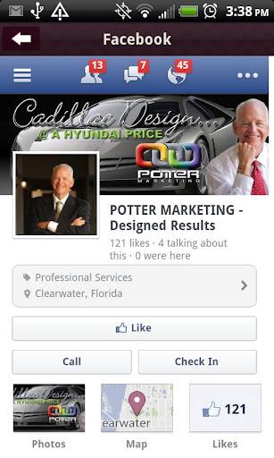 Potter Marketing