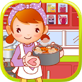 Baby Kitchen Learning Game!