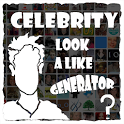 Celebrity Look ALike Generator icon