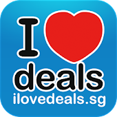 iLoveDeals.SG - Daily Deal App