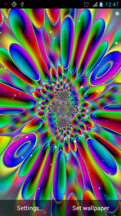 crazy trippy backgrounds for - photo #27