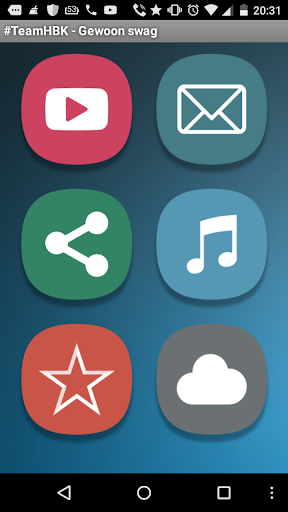 HetBaasKanaal - De app