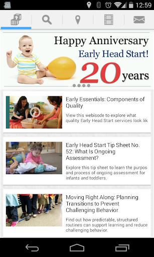 Head Start Resources
