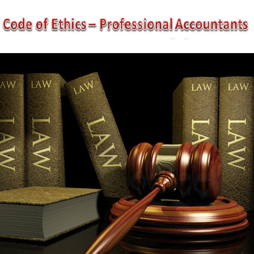 Ethics Code Prof. Accountants LOGO-APP點子