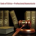 Ethics Code Prof. Accountants icon