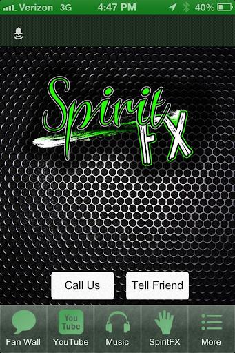 【免費運動App】SpiritFX: Choreography & Camps-APP點子