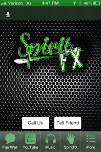 SpiritFX: Choreography & Camps- screenshot thumbnail