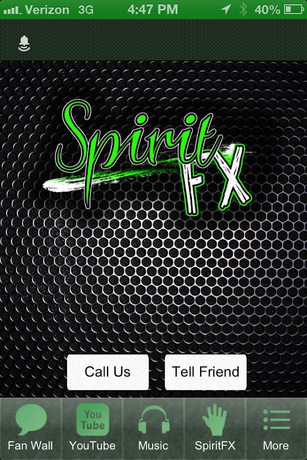 SpiritFX: Choreography & Camps- screenshot