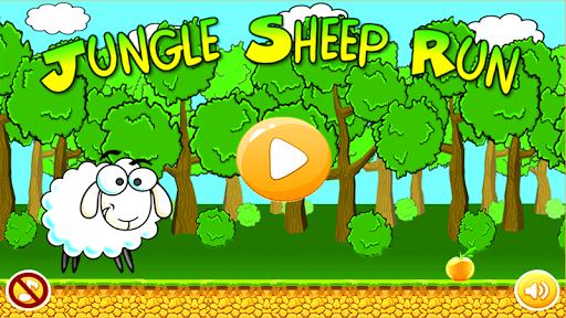 Jungle Sheep Run