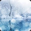 3D Winter icon